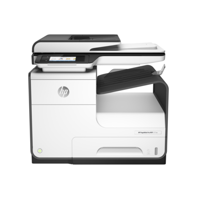 HP PageWide Pro 477 Hardware