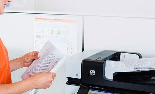 Hardware HP Printer til virksomheder B2B