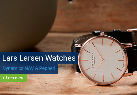 Lars Larsen Watches Reference Dynamics NAV