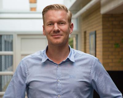 Medarbejder Systemcenter Randers Steffen Christensen