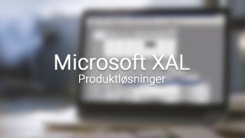 EDI - Dokumentudveksling til Microsoft XAL
