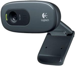 Webcam til online kursus