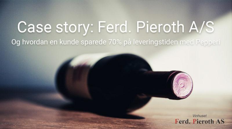 Pepperi Case Ferd Pieroth