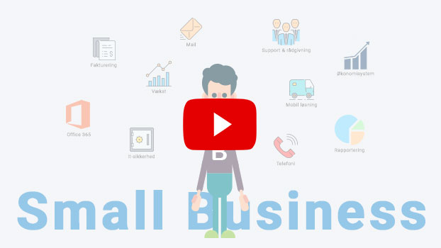 Video Small Business it-løsning