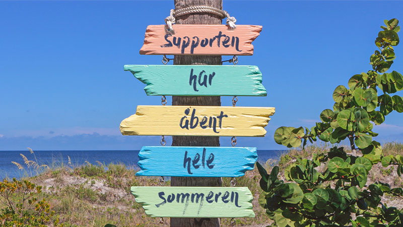 It-support sommerferie 2017
