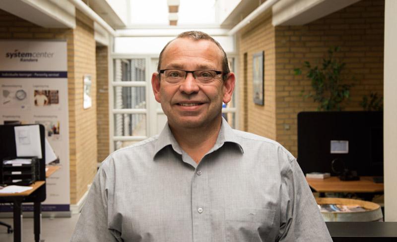 Lars Glavind Systemcenter Randers