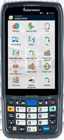 Mobil scanner lager tasklet factory