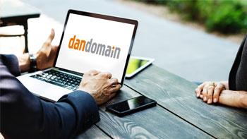 Dandomain webshop integration Dynamics NAV