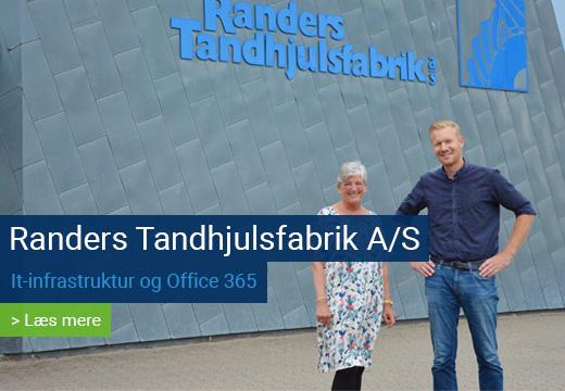 Randers Tandhjulsfabrik Reference