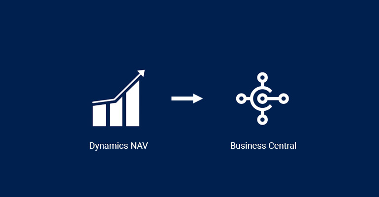 Dynamics NAV Skifter Navn til Business Central On Premise