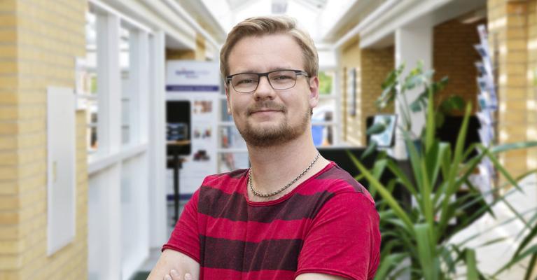 Systemcenter Randers Ny Medarbejder Rasmus