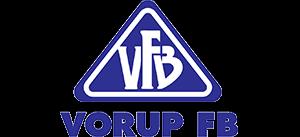 Reference Vorup FB Damefodbold Logo