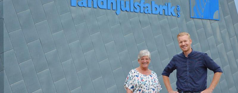 Randers Tandhjulsfabrik Office 365 it-infrastruktur