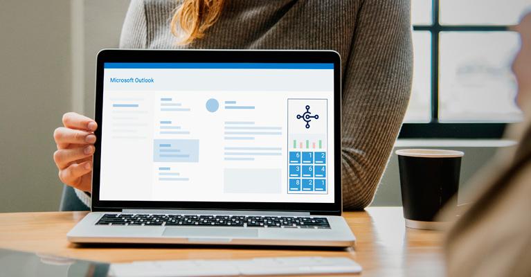 Outlook integration til Business Central og Dynamics NAV