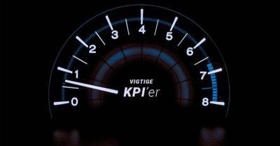 Vigtige KPI'er på farten b2b