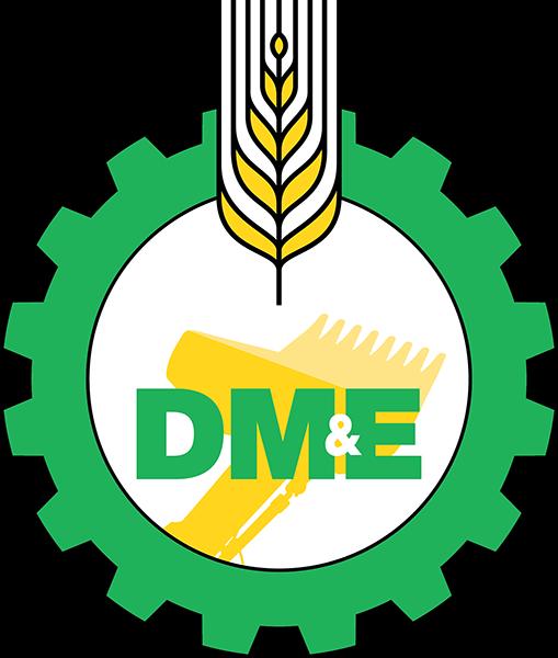 DM&E logo