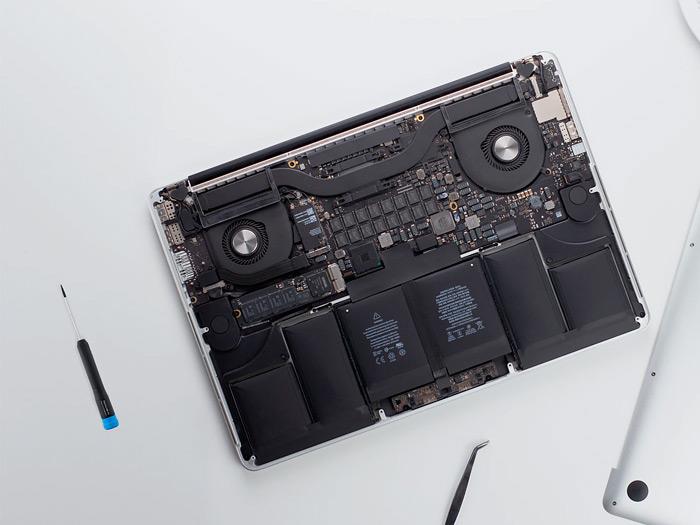 Reparering af hardware